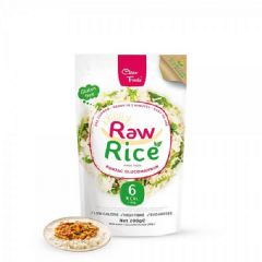 Clean Foods | Raw Rijst | caloriearm