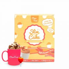 Clean Foods | Slim Cake | Apple Cinnamon | Suikervrij