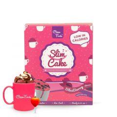 Clean Foods | Slim Cake | Blueberry | Zonder toegevoegde suiker