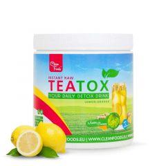 Clean Foods | Teatox | Lemon-orange | Koolhydraatarm