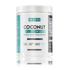Be Keto   Coconut Oil Powder   Caloriearm supplement