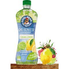 Cool Bear | Limonade Siroop | Citroen Limoen | suikervrij | Dieetwebshop.nl