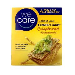 We Care | Low Carb Crispbread | Eiwitrijke cracker