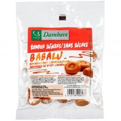 Sugar free | Damhert | Babalu Snoepjes | Caramel  | Dieetwebshop.nl