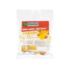Damhert | Orango | Bonbons | sugar free | Dieetwebshop.nl
