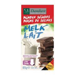 Damhert | Tagatesse Chocoladetablet | Melk | Low Carb | Dieetwebshop.nl