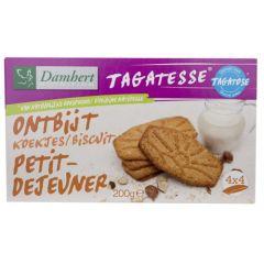 Damhert | Tagatesse | Ontbijtkoeken | sugar free | Dieetwebshop.nl