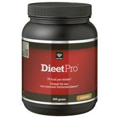 Dieet Pro | Karamel | proteine | Dieetwebshop.nl