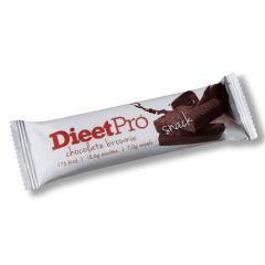 Dieet Pro | Snackreep | Chocolate Brownie | Low Carb | Dieetwebshop.nl