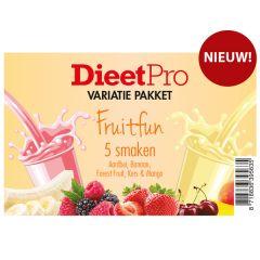 Dieet Pro | Variatie pakket | Fruit Fun | Low Carb | Dieetwebshop.nl
