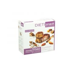 Dietisnack | proteïnereep | Chocolade Crunch | eiwit dieet