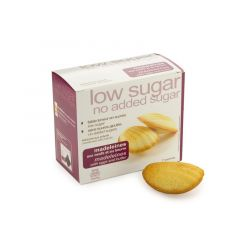 Dietisnack | cake | Madeleine | low carb dieet
