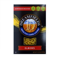 Dreamfields | pasta Elbows | Low carb | Dieetwebshop.nl