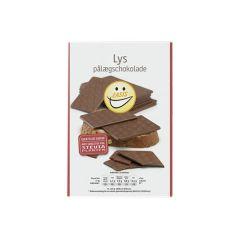 Easis Chocolade Plakken Melk | Low Carb | Dieetwebshop.nl