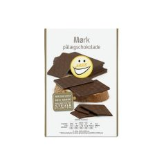 Easis chocolade plakken puur | Low Carb | Dieetwebshop.nl