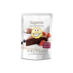Easis chocolade cakemix | Low Carb | Dieetwebshop.nl
