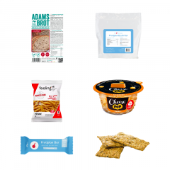 Dieetwebshop | Fanpakket 1