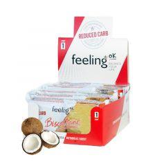Koolhydraatarme Koek kokos | Feeling OK Biscottone | Koolhydraatarm Dieet | Protiplan