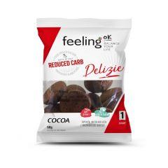 Delizia Cacao | Koolhydraatarme Chocoladekoekjes | Protiplan