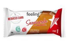 Savoiardo Vanille citroen | Proteine dieet | Feeling OK