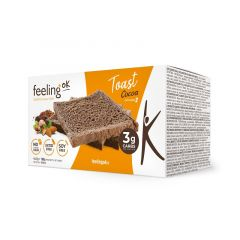 Proteïne Toast Cacao | Feeling OK | Protiplan