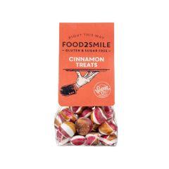 Food2Smile | Cinnamon Treats | Koolhydraatarme snoep