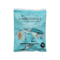 Food2Smile | Gummy Mix | Koolhydraatarm