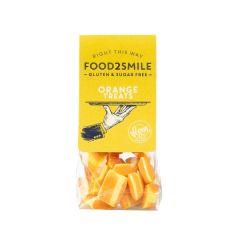 Food2Smile | Orange Treats | Koolhydraatarm