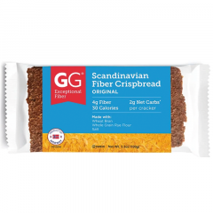 Scandinavian Bran crispbread | TARWEZEMELEN Crackers | Eiwitrijke Cracker | Dieetwebshop.nl
