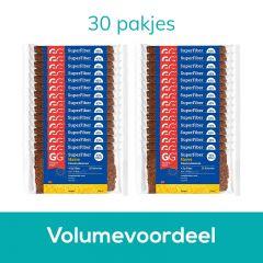 Scandinavian Bran Crispbread  Crackers TARWE & HAVERZEMELEN Knäckebröd  Doos | Caloriearm | Dieetwebshop.nl