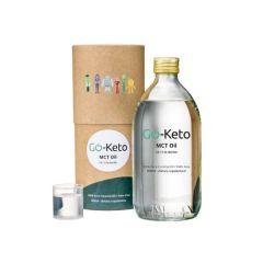 Keto | Go-Keto | Premium Kokos MCT Olie | 100% C8 |  | Dieetwebshop.nl
