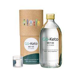 Premium Kokos MCT Olie | Go-Keto | C8/C10 (60/40) | Dieetwebshop.nl