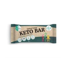 Go-Keto | Keto Bar | Walnoot Cacao | Ketogene reep