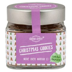 Green Gypsy Spices | Christmas Cookies