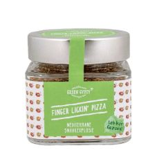 Green Gypsy Spices | Finger Lickin' Pizza