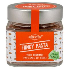 Green Gypsy Spices | Funky Pasta | Eiwitrijk