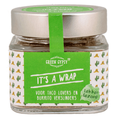Green Gypsy Spices | It's A Wrap | Low Carb kruiden