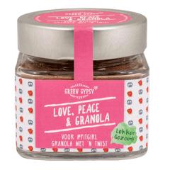 Green Gypsy Spices | Love, Peace & Granola
