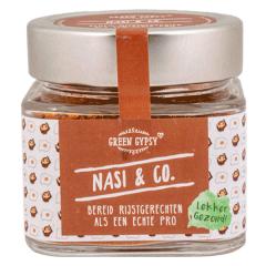 Green Gypsy Spices | Nasi & Co | Suikervrije kruidenmix
