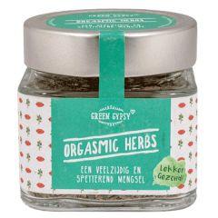 Green Gypsy Spices | Orgasmic Herbs | Koolhydraatarm