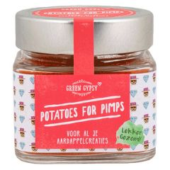 Green Gypsy Spices | Potatoes For Pimps | Koolhydraatarm