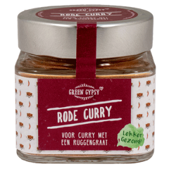 Green Gypsy Spices | Rode Curry | Keto kruidenmix