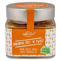 Green Gypsy Spices | Shoarma Met 'N Twist | Koolhydraatarm