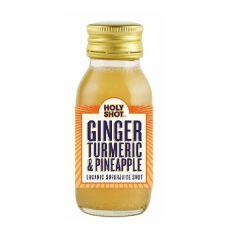 Holy Shot | Ginger Turmeric & Pineapple | Fruitig dieet