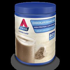 Atkins | Shakemix | Chocolade | Eiwitijke shake | Caloriearm | Dieetwebshop.nl