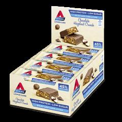 Keto Reep | Atkins | Chocolate Hazelnut Crunch | Doos | Dieetwebshop.nl