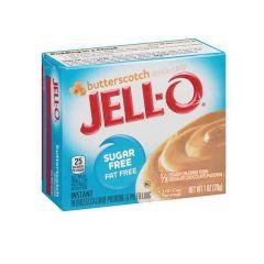 Sugar free | Jello | Butterscotch pudding | suikervrij toetje | Dieetwebshop.nl
