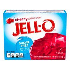Sugar free | Jello | Kersen gelatine | suikervrij | Dieetwebshop.nl