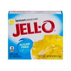 Sugar free | Jello | Citroen gelatine | suikervrij | Dieetwebshop.nl