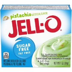 Caloriearm | Jello | Pistache pudding | suikervrij | Dieetwebshop.nl